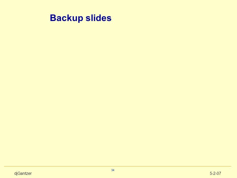 djGantzer5-2-07 34 Backup slides
