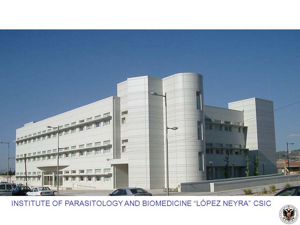 INSTITUTE OF PARASITOLOGY AND BIOMEDICINE LÓPEZ NEYRA CSIC