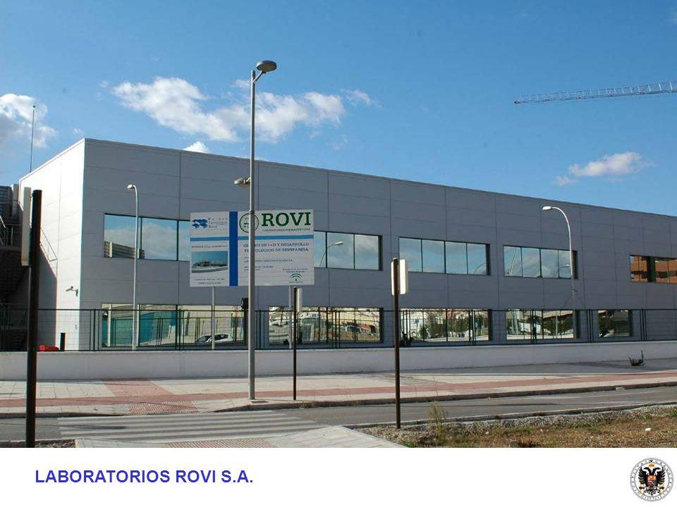 LABORATORIOS ROVI S.A.