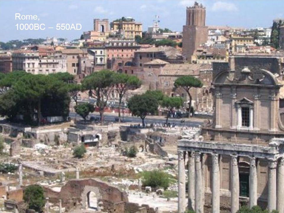 DFM, 20105 / Rome, 1000BC – 550AD