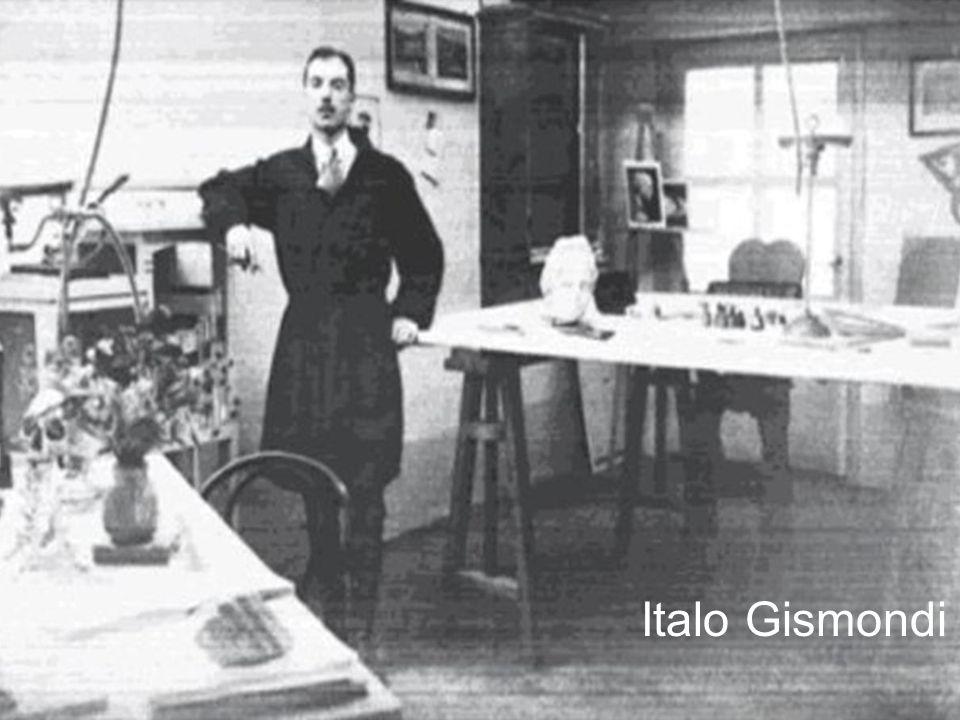 DFM, 20106 Italo Gismondi