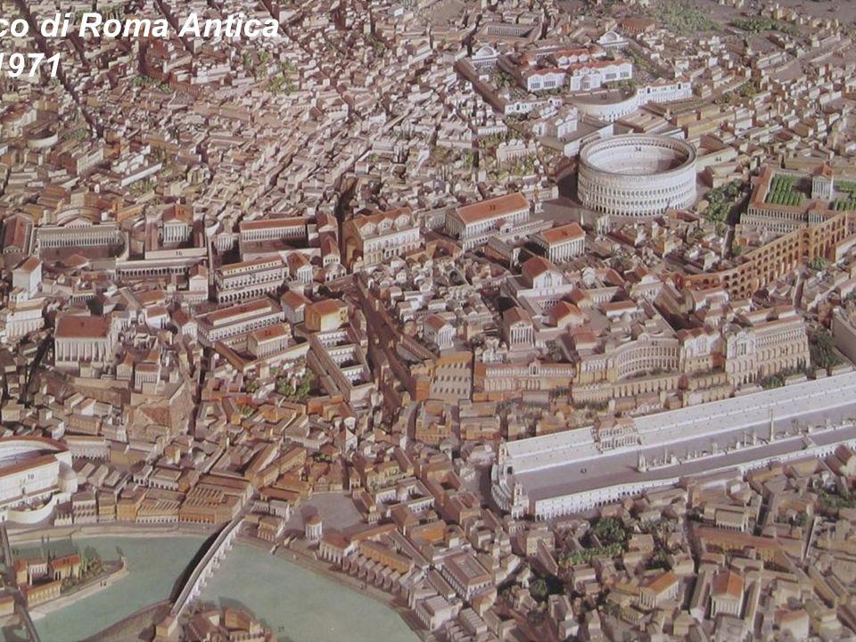 7 Plastico di Roma Antica 1933-1971 1:240