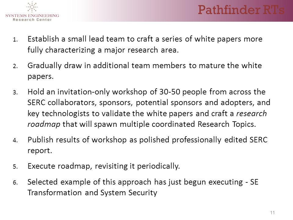 11 Pathfinder RTs 1.