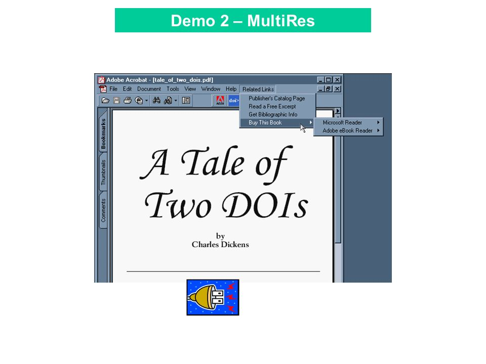 Demo 2 – MultiRes
