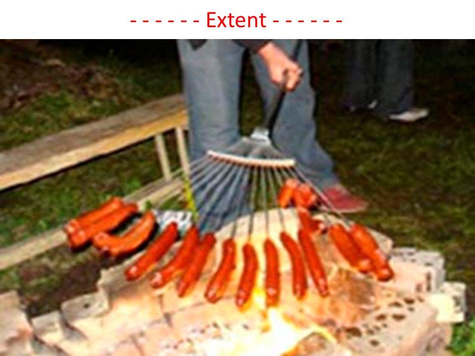 - - - - - - Extent - - - - - - 10