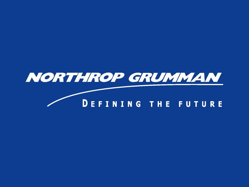 Copyright 2008 Northrop Grumman Corporation 21