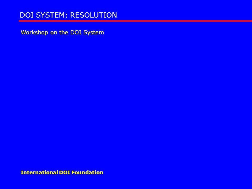 Adobe Acrobat plug-in 2. New version functionality doi> DOI tools: example (1)