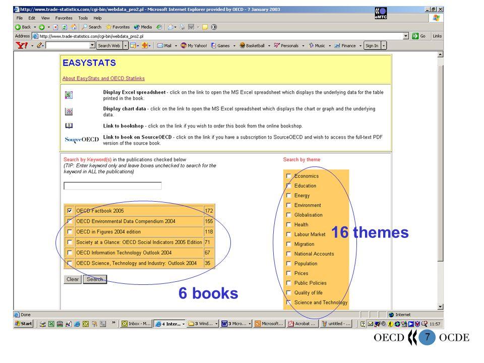 7 6 books 16 themes