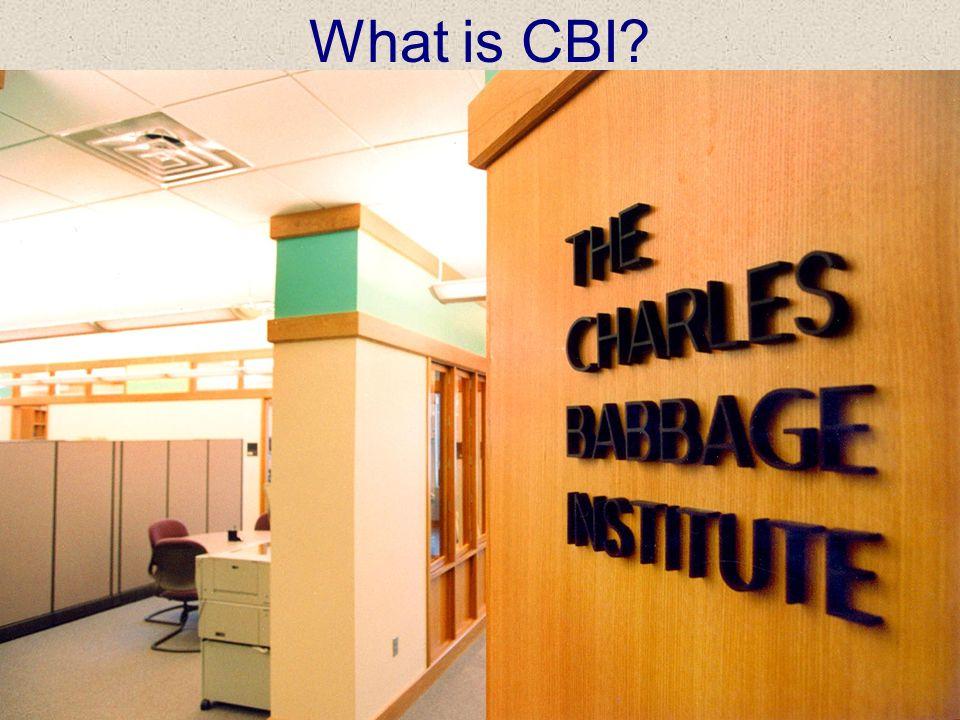 What is CBI?