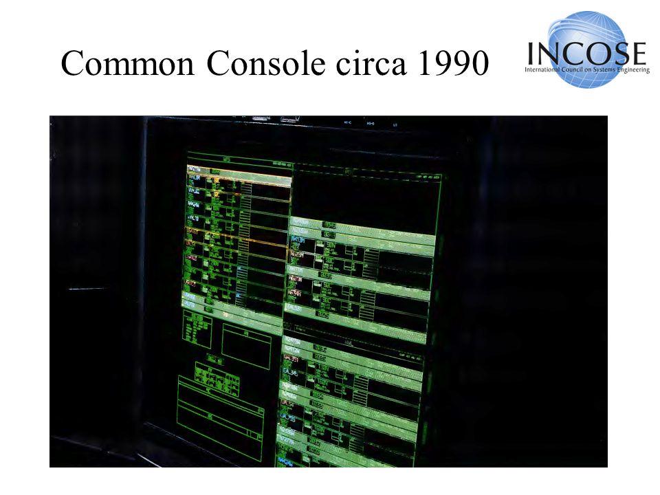 Common Console circa Apr 1984