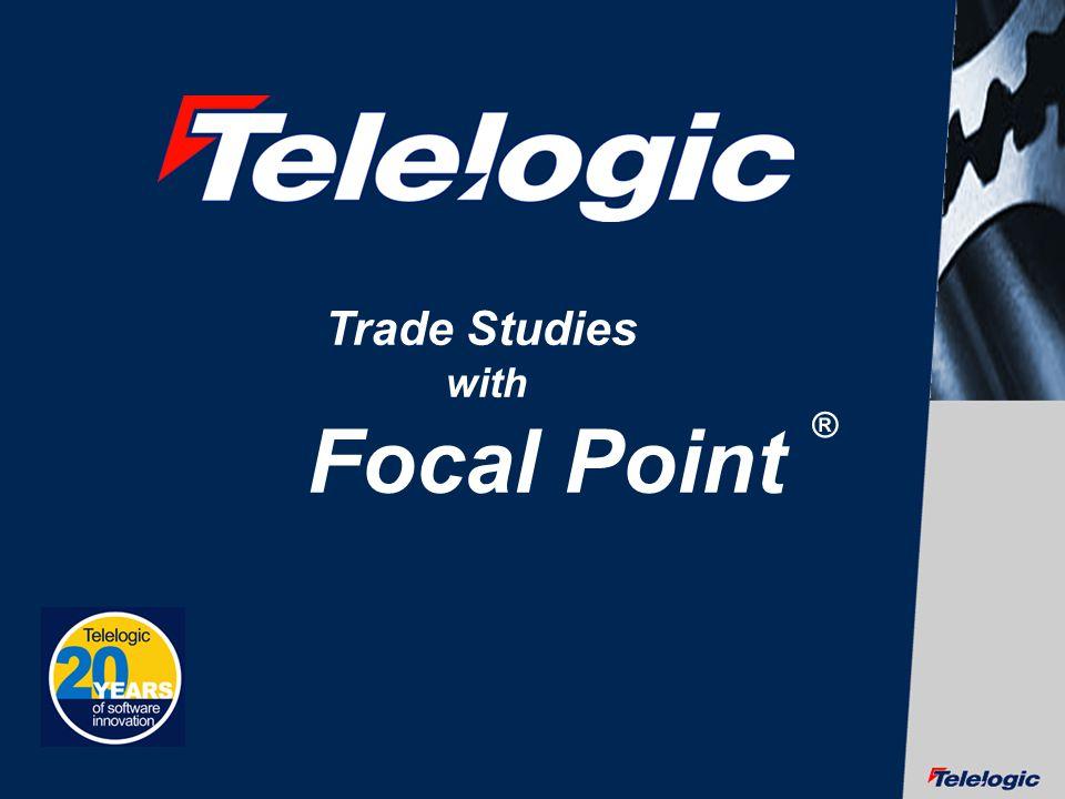 © Telelogic AB Discuss Trade Studies on the design of a JTRS Radio Design