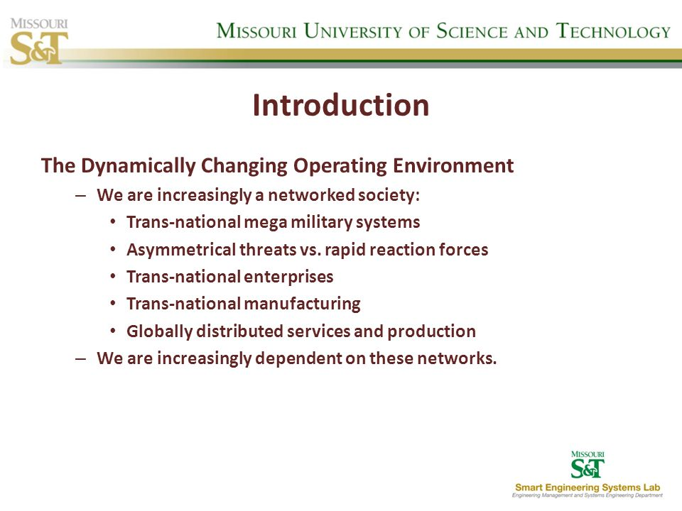 SysEng 433 Distributed Systems Modeling SysEng 435 Model Based Systems Engineering SysEng 479 Smart Engineering Systems Design Emgt 374 Engineering Design Optimization Model Based Systems Engineering Graduate Certificate