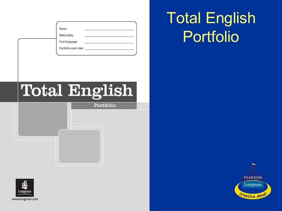 Total English Portfolio