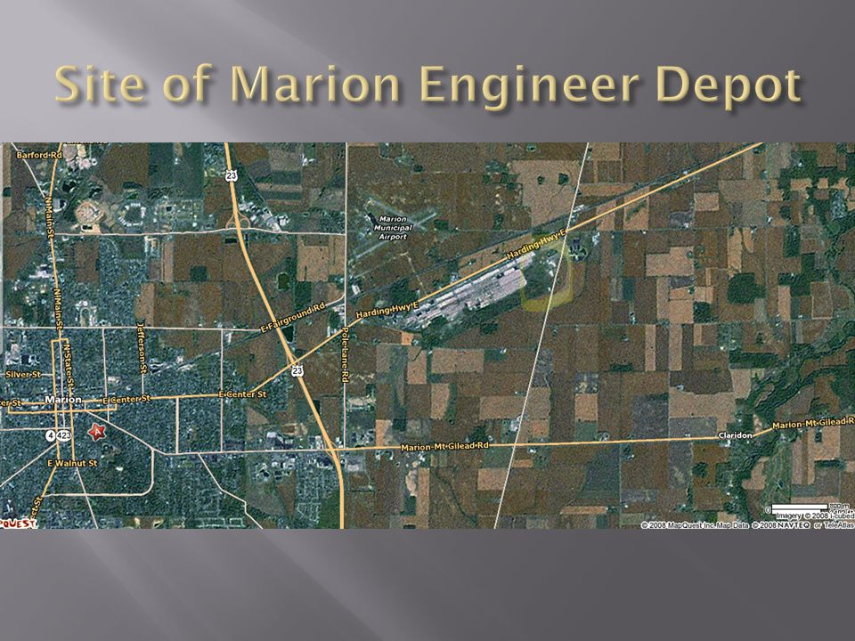 US Army Reserve Marion Local Training Area U.S.