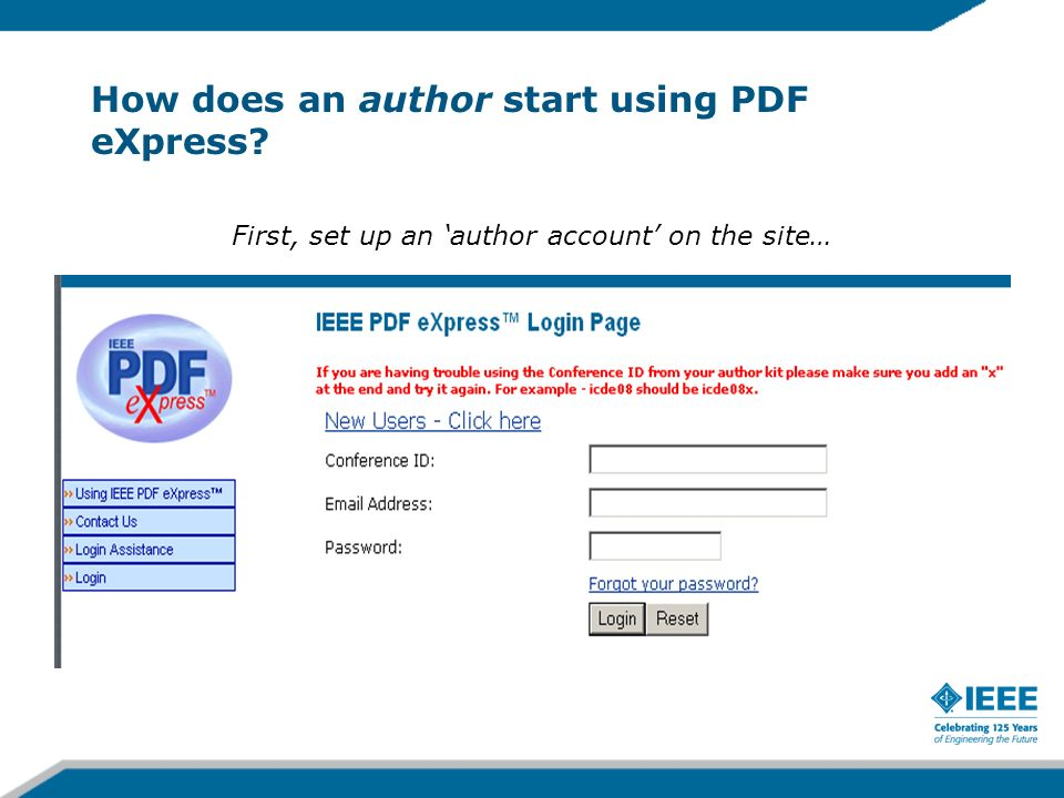 What does PDF eXpress look and act like?