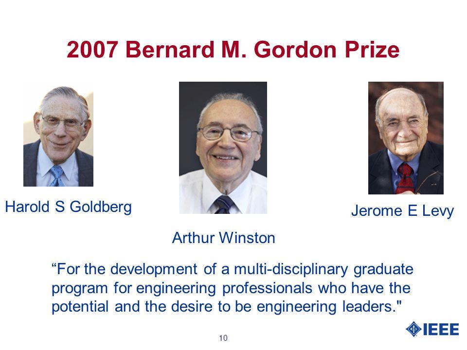 10 2007 Bernard M.