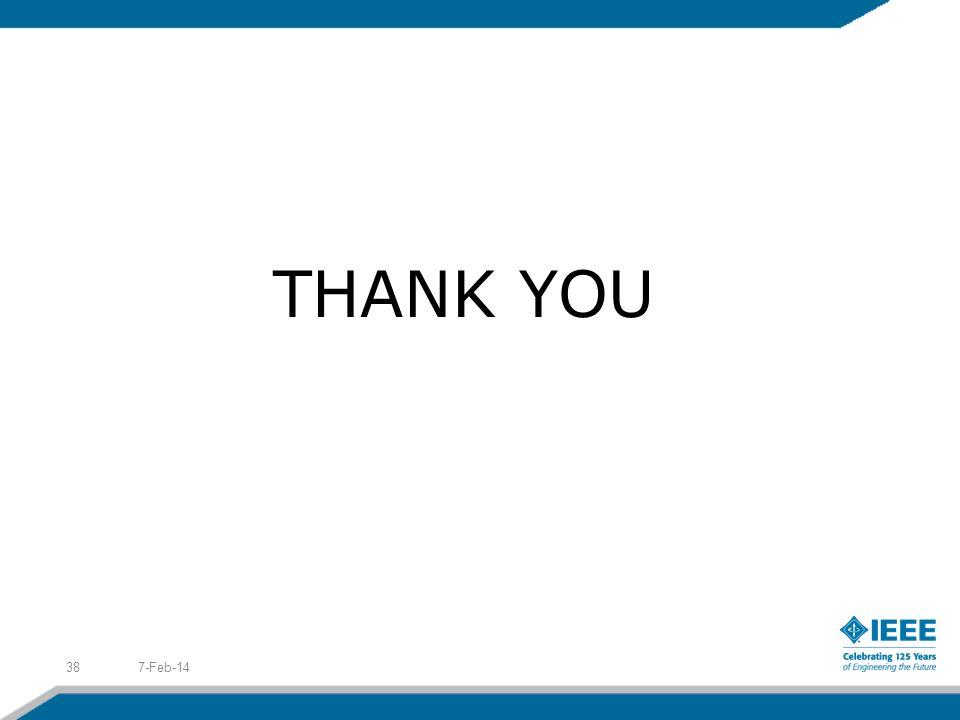 THANK YOU 7-Feb-1438