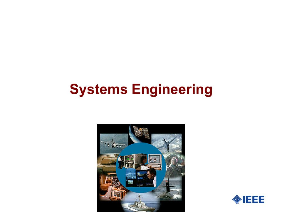 64 Systems Engineering