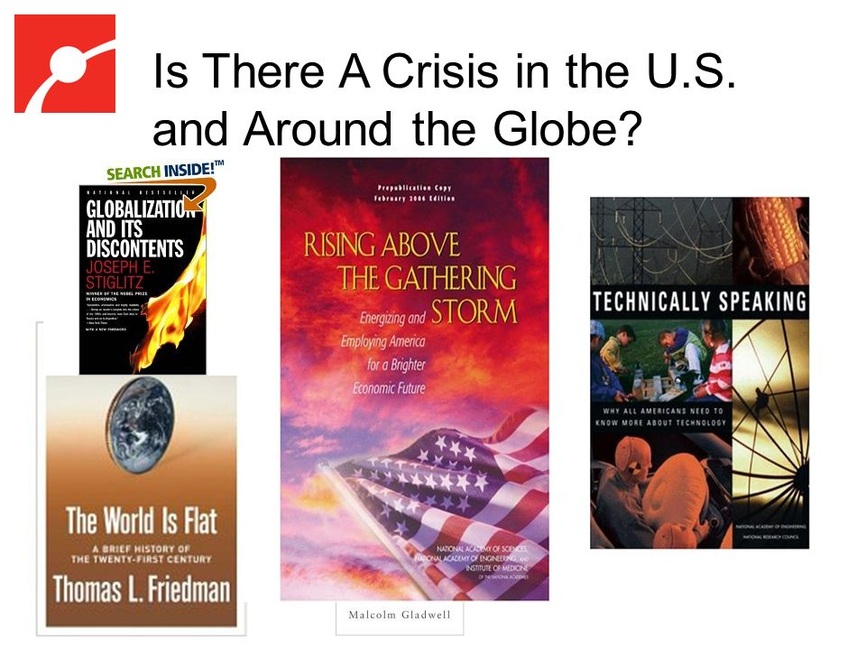 Is There A Crisis in the U.S. and Around the Globe