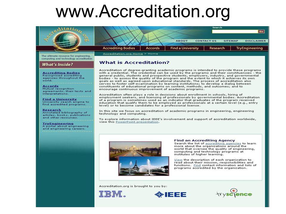 www.Accreditation.org