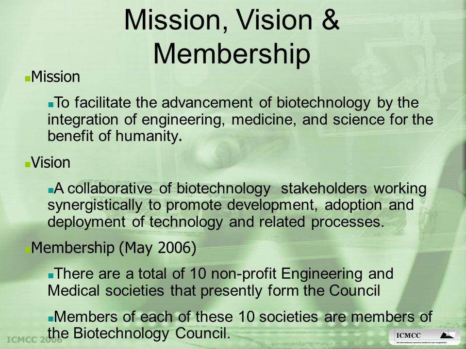 Scientific and Medical Society Participants (10 Societies) –American Institute of Chemical Engineers (AIChE), Society for Biotechnology –American Medical Association (AMA) –American Medical Informatics Association (AMIA) –American Society of Mechanical Engineers (ASME) –Biomedical Engineering Society (BMES) –Healthcare Information and Management Systems Society (HIMSS) –Institute of Electrical and Electronics Engineers (IEEE) –Radiological Society of North America (RSNA) –Society for Computer Applications in Radiology (SCAR) –Society for Biomaterials (SFB) Corresponding Only