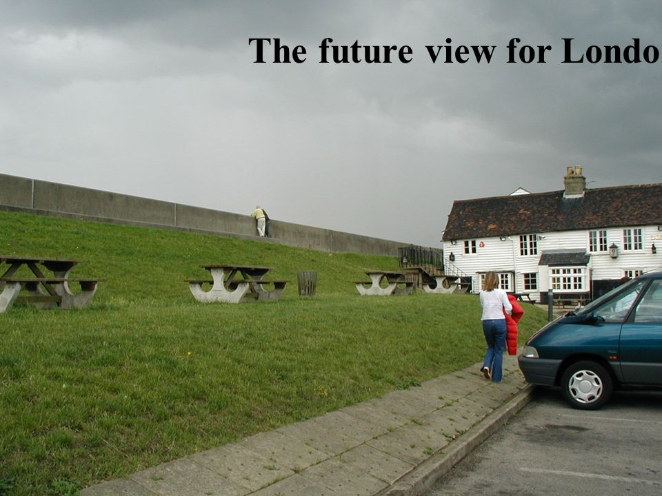 The future view for London