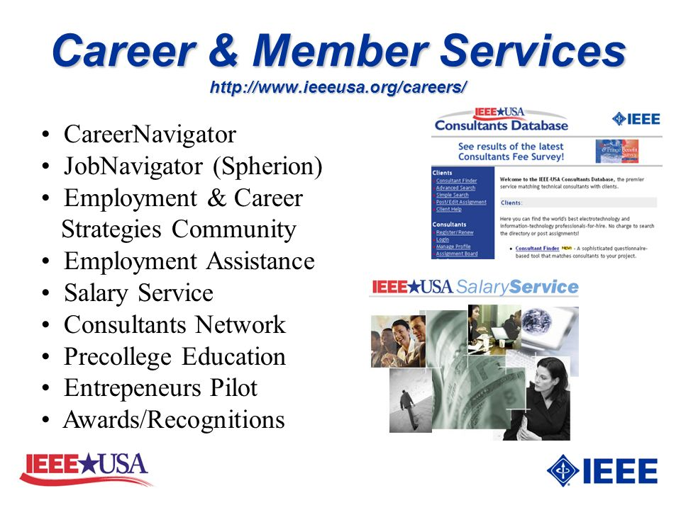 Professional Activities http://www.ieeeusa.org/volunteers/pace/ PACE Network Leadership Workshop Student Professional Awareness Conf.