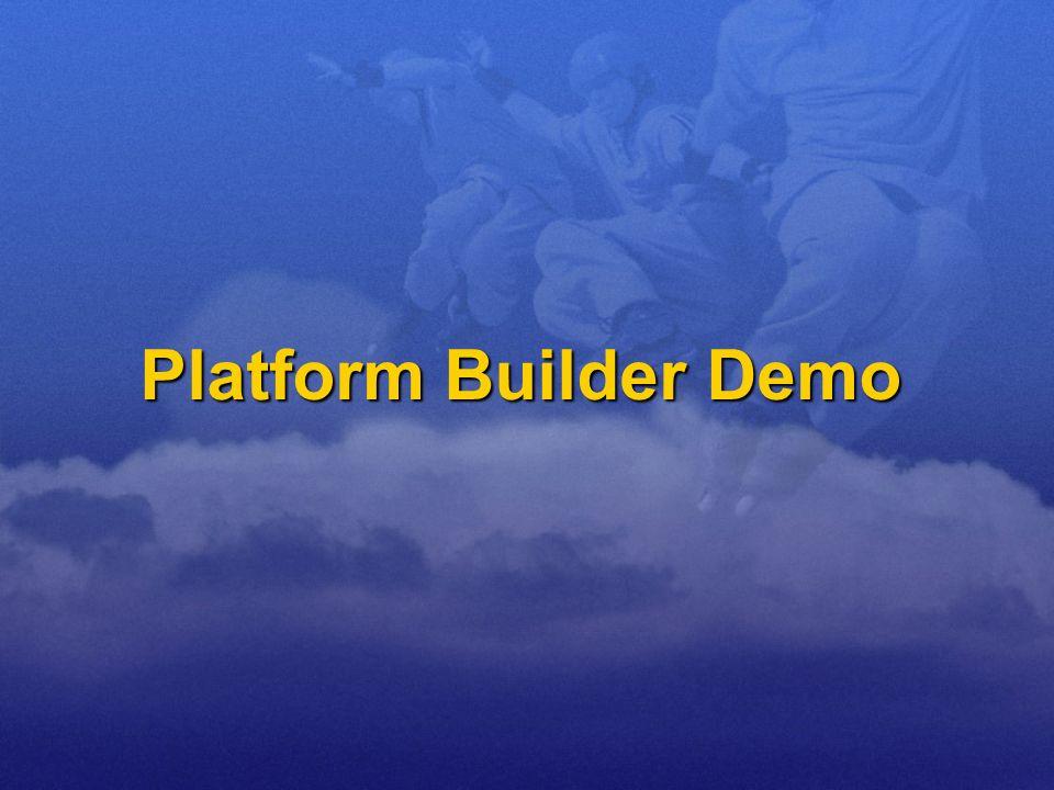 Platform Builder Demo