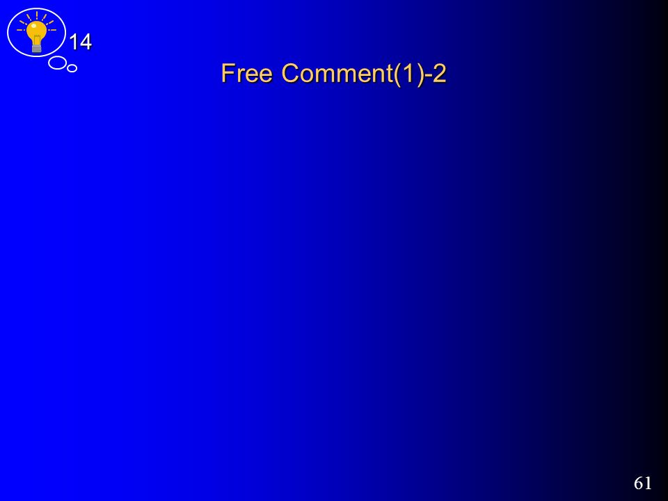 61 Free Comment(1)-2 14
