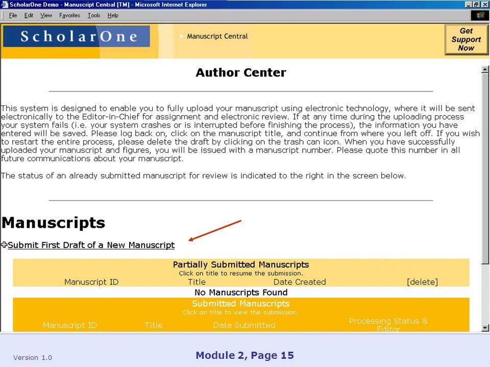 Version 1.0 Module 2, Page 15