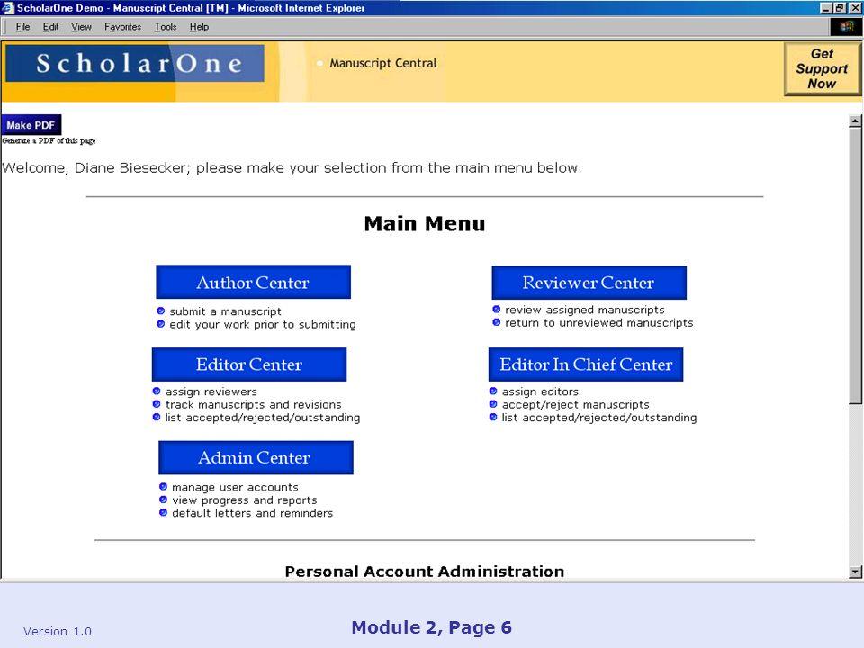 Version 1.0 Module 2, Page 6