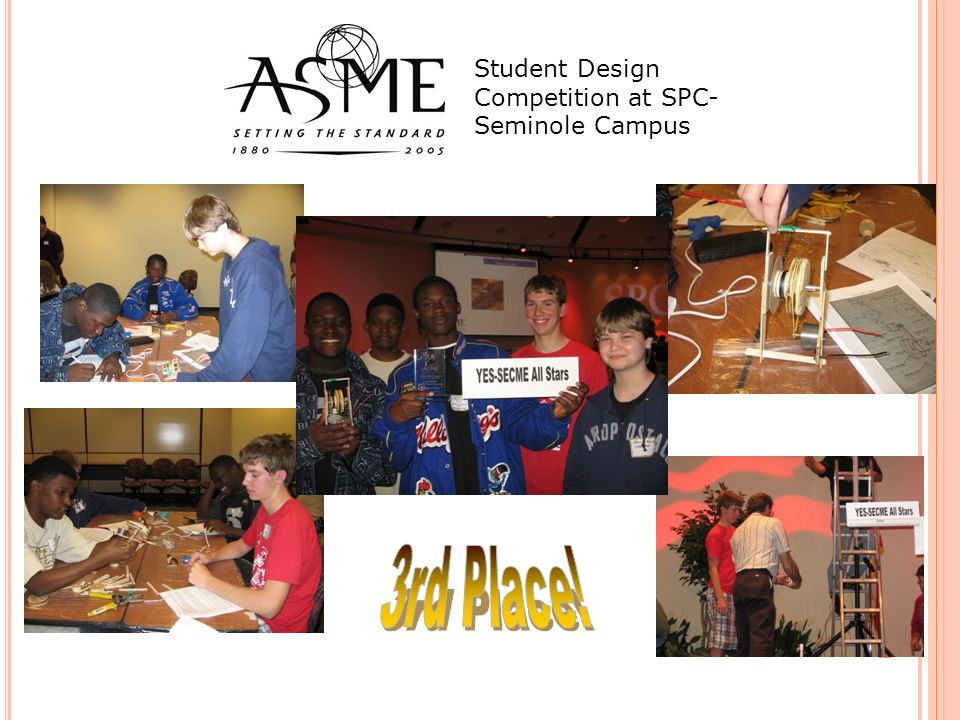 22 Student Design Competition at SPC- Seminole Campus