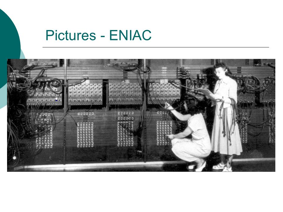 Pictures - ENIAC