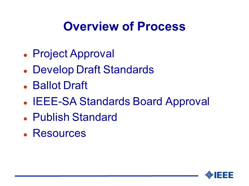 Overview of Process contd