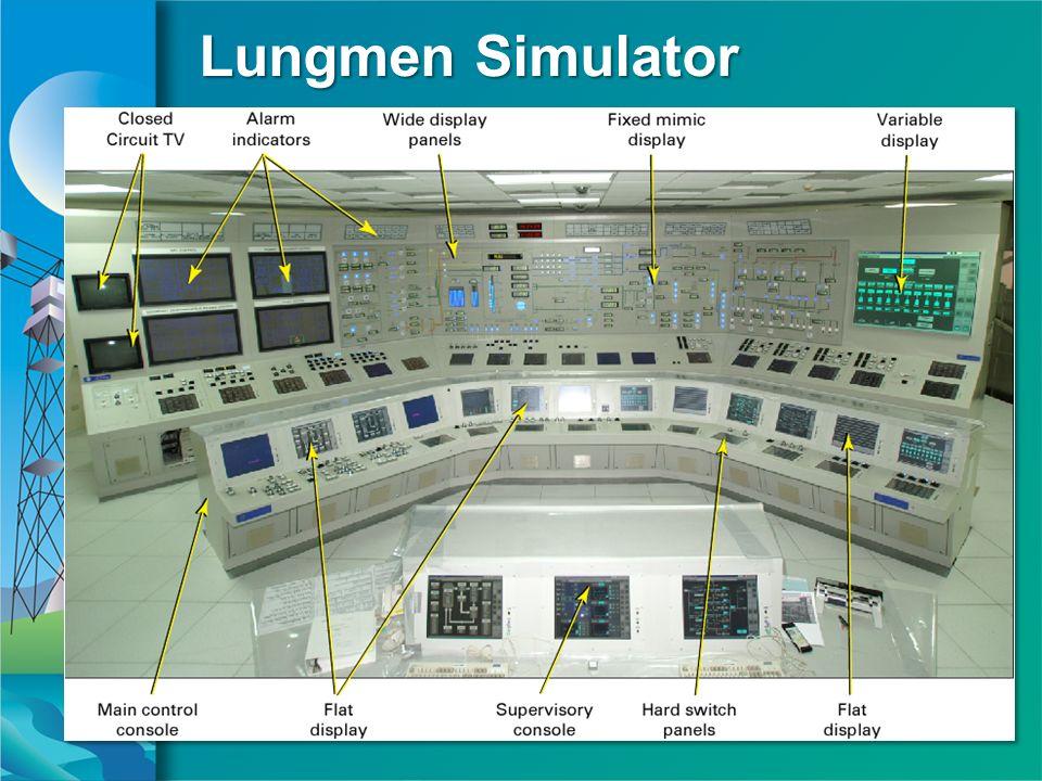 Lungmen Simulator