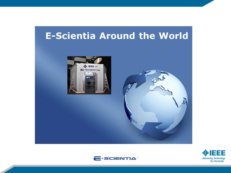 E-Scientia Around the World