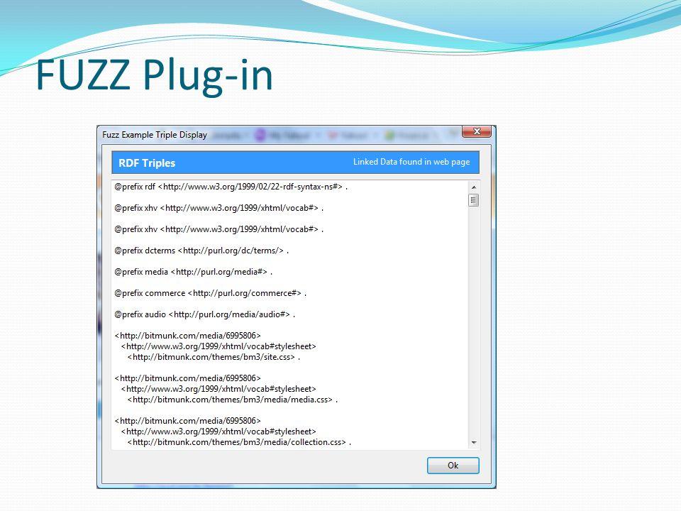 FUZZ Plug-in