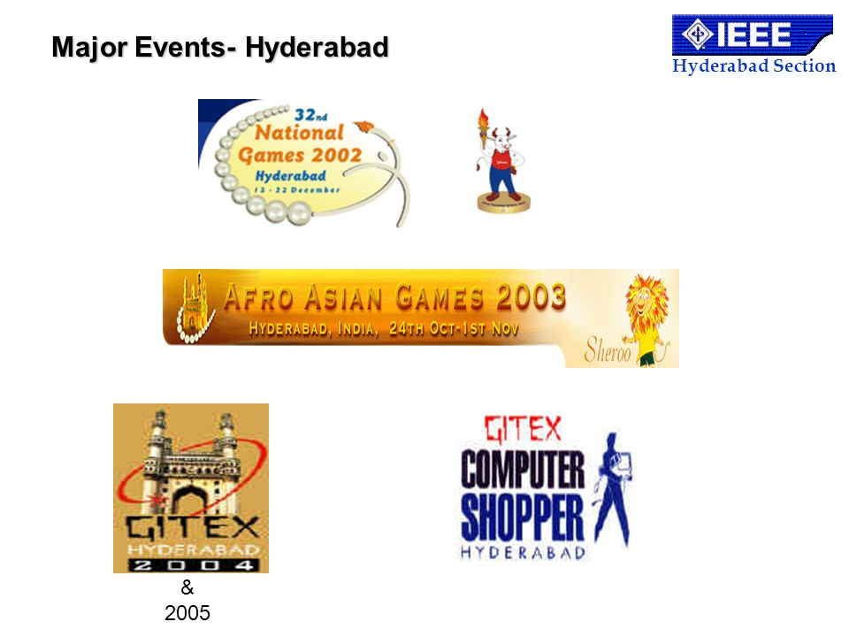 Hyderabad Section TENCON 2008 - The Venue Hyderabad, India Introduction: Hyderabad, the capital city of Andhra Pradesh, offers a fascinating panorama of the past, with a rich blend of cultural and historical tradition spanning over 400 years.