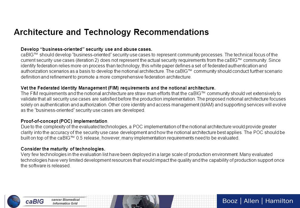 27 Tech Day VI Identity and Access Management (IdAM Framework)