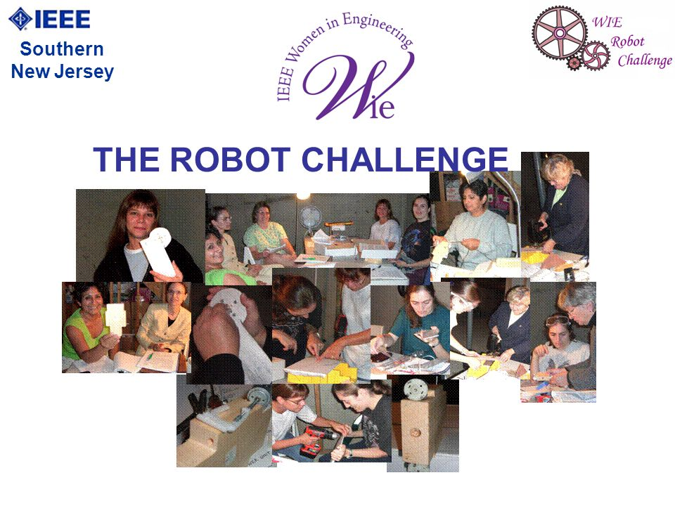 Southern New Jersey THE ROBOT CHALLENGE