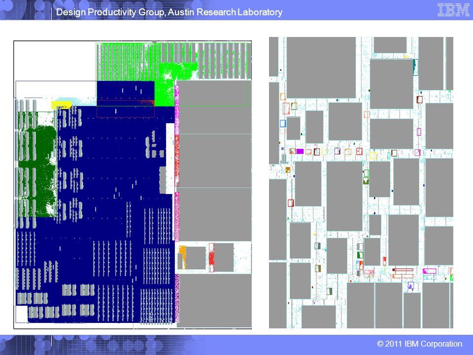 Design Productivity Group, Austin Research Laboratory © 2011 IBM Corporation
