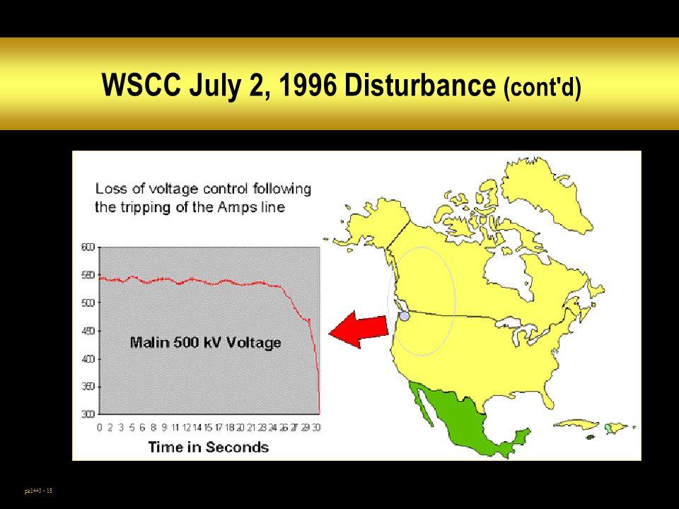 pk1443 - 18 WSCC July 2, 1996 Disturbance (cont d)