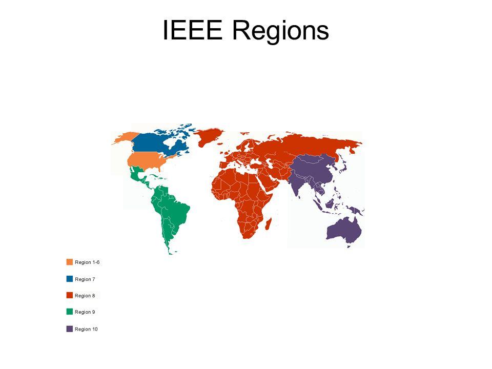IEEE Regions