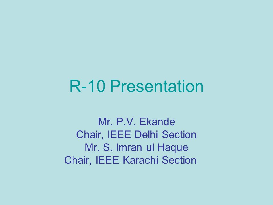 IEEE INDO - PAKISTAN Conference on Impact of Infrastructure Reforms on Development