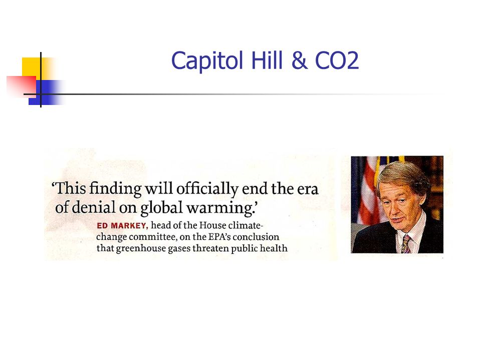 Capitol Hill & CO2