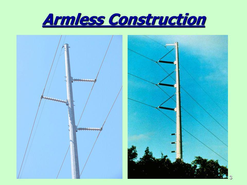 3 Armless Construction