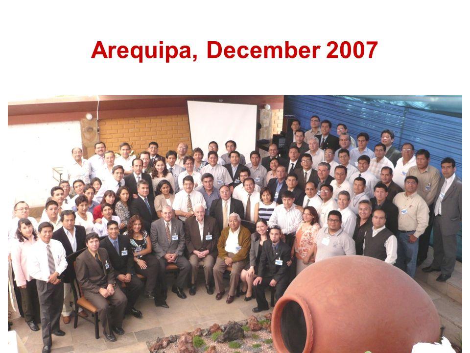 19 Arequipa, December 2007