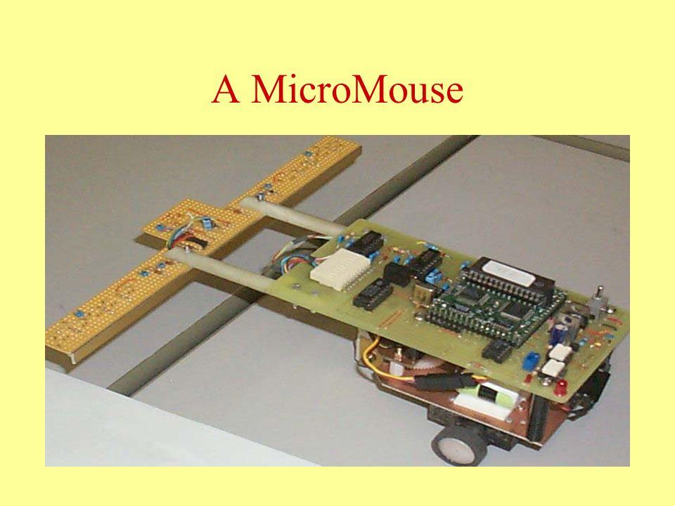 A MicroMouse