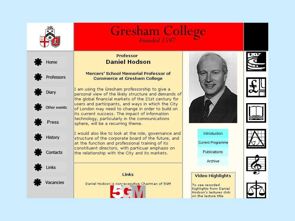 Other Software The program Mage is used to display interactive diagrams, known as kinemages –Each kinemage consists of a number of images which the student can manipulate e.g.
