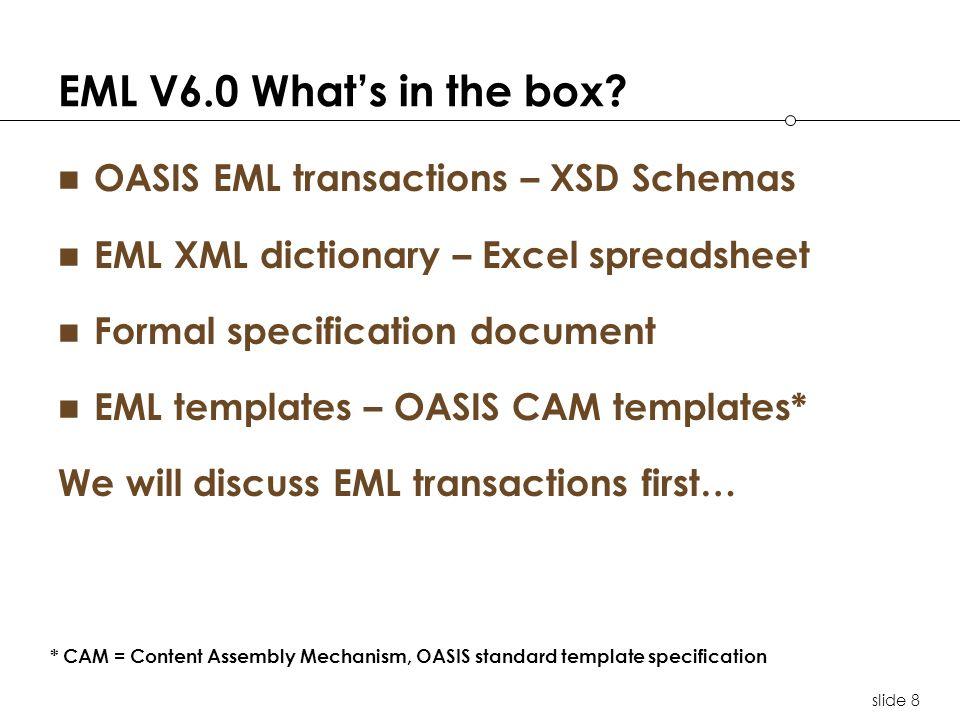 slide 8 EML V6.0 Whats in the box.